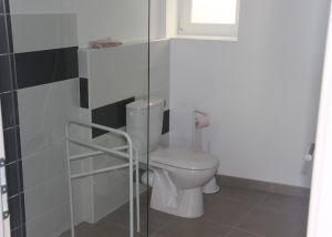 Salle d'eau F2 duplex